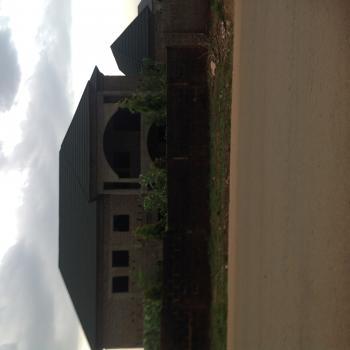 (70% Completed) Seven (7) Bedroom Duplex, Geological Survey Estate Egypt Road, Barnawa, Kaduna South, Kaduna, Terraced Duplex for Sale