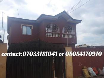 a Story Building with Many Flats and Detached Bungalow, Igando, Ikotun, Lagos, Block of Flats for Sale