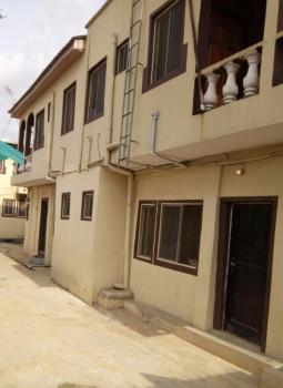 Mini Flat, Behind County Hospital, Ogba, Ikeja, Lagos, Mini Flat for Rent