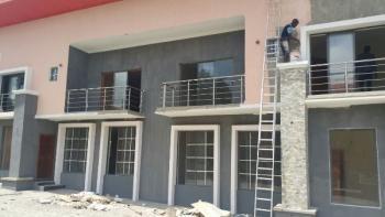 a Newly Built, Fully Furnished and Serviced Apartment, Along Pine Street, Alalubosa Gra, Samonda, Ibadan, Oyo, Semi-detached Duplex Short Let