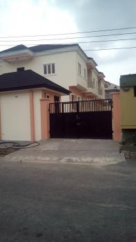 Brand New 4 Bedrooms Terrace House, Gra, Ogudu, Lagos, Terraced Duplex for Sale
