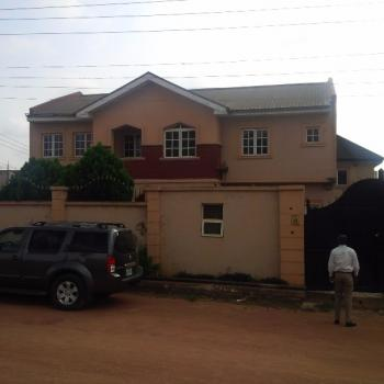 4 Bedroom Duplex with a Room Bq, Gra, Magodo, Lagos, House for Sale