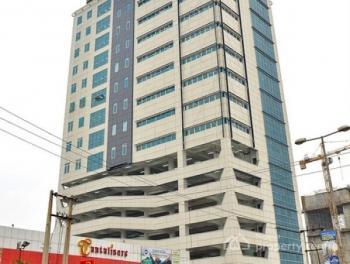 16 Storey Building on 1361.59sqm, Kanti Towers, Adetokunbo Ademola Street Beside Tanterlizer, Victoria Island Extension, Victoria Island (vi), Lagos, Office for Sale