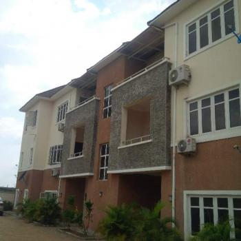 Serviced 3 Bedroom Apartment, By Naval Senior Quarters, Kado, Abuja, Flat / Apartment for Rent