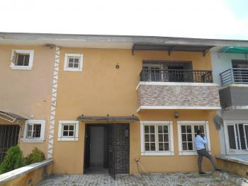 Well Finished 3 Bedroom Terrace Duplex in Block of 4 Units, Lekky County Homes (mega Mound),  Just After Chevron Toll Gate, Ikota Villa Estate, Lekki, Lagos, Terraced Duplex for Sale