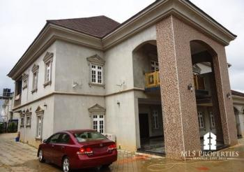 Newly Built and Exquisitely Finished 5 Bedroom Fully Detached Duplex with 2 Bedroom Flat Bq, All Rooms En Suite, Ample Parking Space, Borehole, Sitting on a Space of Land Measuring About 1,464sqm., Durumi, Abuja, Detached Duplex for Sale
