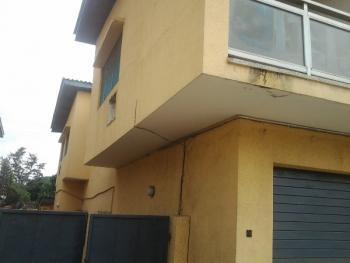 Spacious 5 Bedroom Duplex, Adeniyi Jones, Ikeja, Lagos, Detached Duplex for Rent