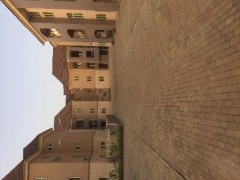 Brand New 3 Bedroom Block of Flat for Sale in a Mini Estate, Comes with Acs and Standby Gen, Jahi, Abuja, Mini Flat for Sale
