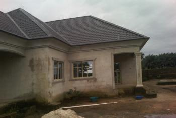 Luxury 3 Bedroom Flat, with Additional  One Bedroom Flat Attach to It, Timber Market Road, Uyo, Akwa Ibom, Detached Bungalow for Sale