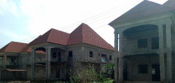 5 Numbers of 5 Bedroom Duplex Uncompleted Buildings, Gwarinpa Estate, Gwarinpa, Abuja, Flat for Sale