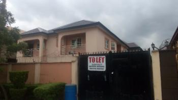 4 Bedroom Detached Duplex with a Room Bq, Gra, Magodo, Lagos, Detached Duplex for Rent