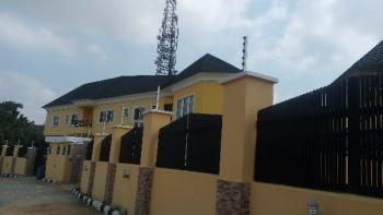 3 Bedroom Duplex with a Room Bq, Gra, Magodo, Lagos, Detached Duplex for Rent