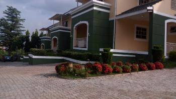 Luxury Finished and Serviced 4 Bedroom Terrace Duplex with a Bq + Pool + Gym Room, Maitama District, Abuja, House for Rent