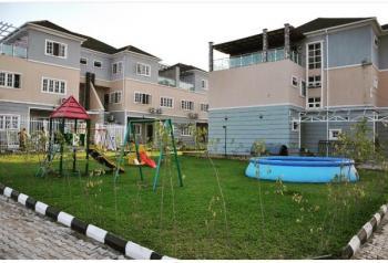 Brand New 4 Bedroom Terrace Duplex with a Room Bq, Jahi, Abuja, Terraced Duplex for Rent