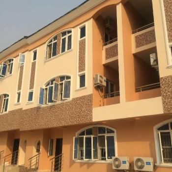 4 Bedroom Terrace Duplex with a Room Bq  in a Mini Estate, Jahi, Abuja, Terraced Duplex for Rent