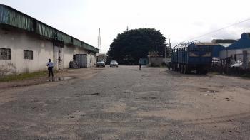 Warehouse Capacity of 52,000sqft, Ilupeju Industrial, Ilupeju Estate, Ilupeju, Lagos, Warehouse for Rent