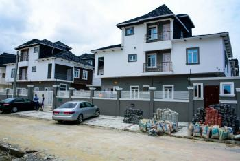 Brand New State of The Art Finished 5 Bedroom Fully Detached Penthouse Duplex with a Room Bq., Seagate Estate, Ikate Elegushi, Lekki, Lagos, Detached Duplex for Sale