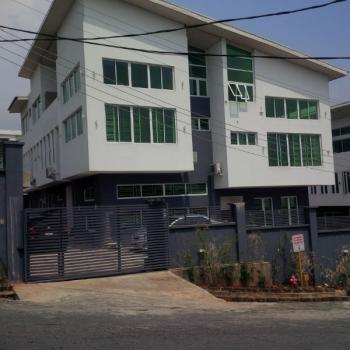 Luxuriously Finished and Fitted 4br Terrace Triplex @ Awuse Estate, Opebi, Opebi, Ikeja, Lagos, Terraced Duplex for Rent