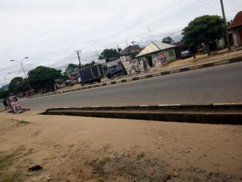 Well Located Dry and Firm Land Directly, Directly on Oron Road, Uyo, Akwa Ibom, Commercial Land for Sale