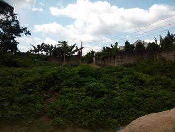 Dry and Firm Land Measuring About 500sqm Opposite The Stadium, Uyo, Akwa Ibom State, Directly Opposite The New Stadium (ring Road), Uyo, Akwa Ibom, Mixed-use Land for Sale