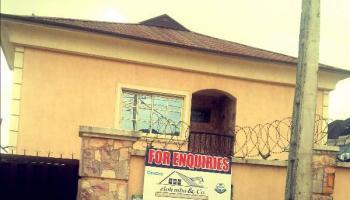 Well Finished and Tastefully Built 4 Bedroom Terraced Duplex with an Inverter, Omole Phase 1, Ikeja, Lagos, Terraced Duplex for Rent