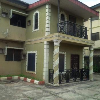4 Bedroom Detached Duplex with a Security House, Akinsanya Street Off Morgan Estate, Ojodu, Lagos, Detached Duplex for Rent