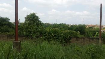 Firm Land Measuring 2.815 Acres (11,260 Sqm) with C of O Directly on Lagos Ibadan Expressway Opposite Jextoban Sec., Sch, Aseese, Directly on Lagos Ibadan Expressway Opposite Jextoban Sec., Sch, Asese Town, Ibafo, Ogun, Commercial Land for Sale