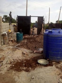 Uncompleted Building, Agbara Atan, Agbara-igbesa, Lagos, House for Sale