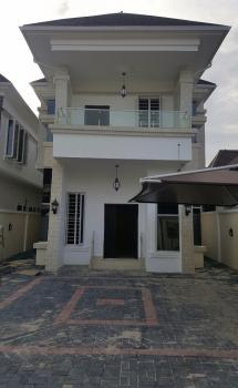 State of The Earth Exquisitely Finished Humongous 5 Bedroom Detached Duplex with a Room Boys Quarter, Off Udeco Road, Chevy View Estate, Lekki, Chevy View Estate, Lekki, Lagos, Detached Duplex for Sale