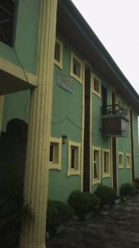 Exquisite Hostel of 28 Rooms, Close to Delsu Campus 3, Ethiope East, Delta, Hostel for Sale