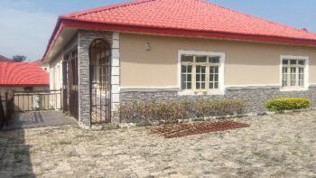 Large 3 Bedroom Detached Bungalow with a Basement Floor, Peace Court, Lokogoma District, Abuja, Detached Bungalow for Sale