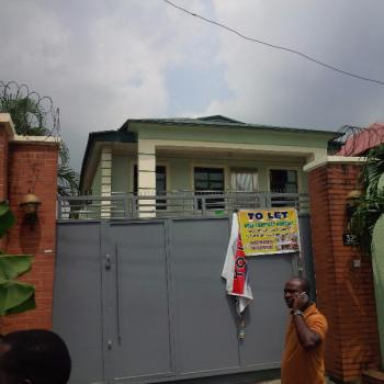 4 Bedroom Detached Duplex with a Room Bq, Ikeja Gra, Ikeja, Lagos, Detached Duplex for Rent