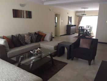 Furnished 3 Bedroom Serviced Flat, Victoria Island (vi), Lagos, Flat / Apartment for Rent