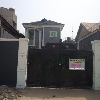 Brand New 5 Bedroom Fully Detached Duplex with a Room Bq, Otedola Estate, Omole Phase 2, Ikeja, Lagos, Flat for Rent