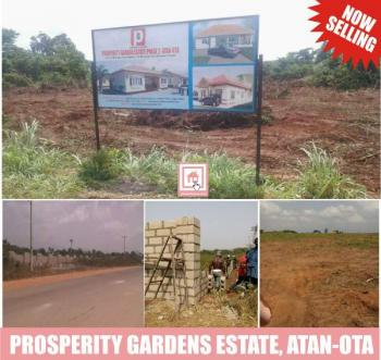 Plot of Land with a Deed of Assignment, Prosperity Gardens Estate Phase 2, with a (registered Survey and Deed of Assignment), Along Sokoto Road, Atan, Sango Ota, Ogun, Residential Land for Sale