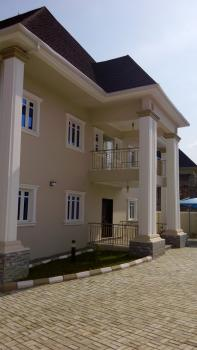 Luxurious 5 Bedroom Duplex + 3 Sittings and 2 Room Bq, Gaduwa, Abuja, Detached Duplex for Sale