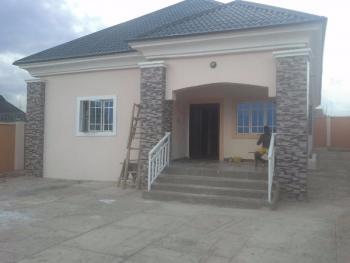 Newly Built 3 Bedroom Bungalow, Close to New Haven Secondary School, New Haven, Enugu, Enugu, Detached Bungalow for Sale