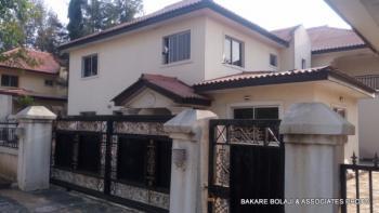 Excellent 5 Bedroom Detached Duplex + 2 Guest Chalet, B2 Street, Citec Estate, Jabi, Abuja, Detached Duplex for Sale
