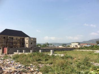Fenced Buildable 890sqm with C of O, By Abc Cargo Axis, Jahi, Abuja, Residential Land for Sale