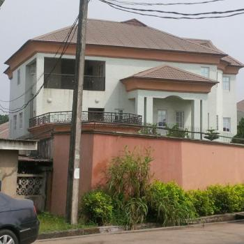 7 Bedroom House with Swimming Pool, Alaka Estate, Alaka, Surulere, Lagos, Detached Duplex for Sale