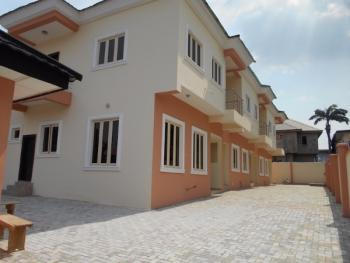 4 Bedroom Exquisitely Finished Terraces with 1 Room Bq, Gra, Ogudu, Lagos, Terraced Duplex for Sale