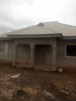 Uncompleted 3 Bedroom Detached Bungalow Already Roofed, Mahuta,200 Meters Off Yakowa Express Way, Close to Nnpc, Kaduna Refinery, Kaduna South, Kaduna, Detached Bungalow for Sale