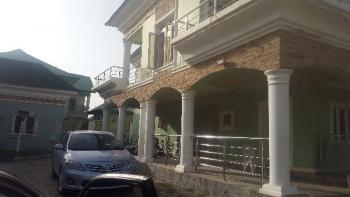 Nice 5 Bedroom Duplex with 3 Rooms Bq for Sale, Off 69 Road, Gwarinpa Estate, Gwarinpa, Abuja, Detached Duplex for Sale