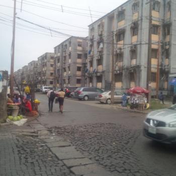 3 Bedroom Flat at Ikoyi, Shomolu Street, Dolphin Estate, Ikoyi, Lagos, Block of Flats for Sale