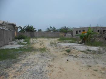 1 Plot of Dry Land Wit Consent Off Mobil Rd After Vgc Lekki, Mobil Estate Road, Lekki Phase 2, Lekki, Lagos, Residential Land for Rent