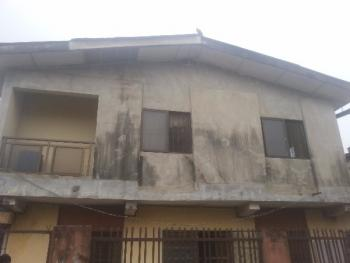 Newly Built 1 Bedroom, Olusosun, Oregun, Ikeja, Lagos, Self Contained Flat for Rent