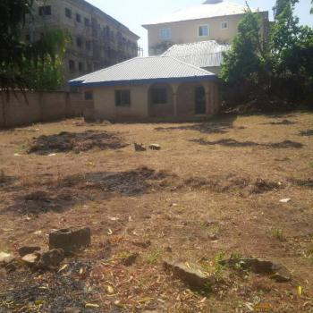 Fenced, Gated and Strategically Located Land, Behind Wiser Estate, Near Victoria Garden Estate, Mabuchi, Abuja, Residential Land for Sale