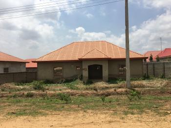 3 Bedroom, Cajah Estate, Orozo, Abuja, Detached Bungalow for Sale