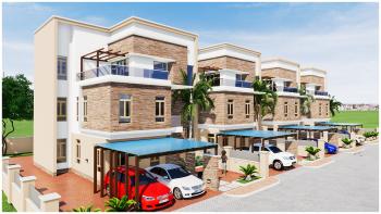 Off-plan Top-notch 4 Bedroom Terrace with 1rm Bq, Ty Danjuma Estate Road Just Behind Kings Court Estate, Dakibiyu, Abuja, Terraced Duplex for Sale