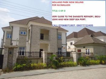 Plots of Land, Lekki Free Trade Zone, Lekki, Lagos, Mixed-use Land for Sale